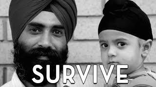 Download L-FRESH The LION - Survive (ft. MK-1) Video