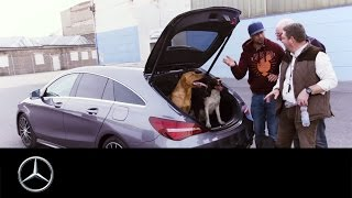 Download Mit JP Performance den CLA Shooting Brake von Mercedes-Benz erleben Video