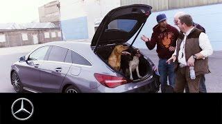 Download Mit JP Performance den CLA Shooting Brake von Mercedes-Benz erleben. Video