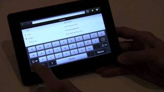 Download CrackBerry's Official BlackBerry PlayBook Walk Through Video