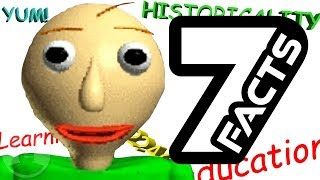 Download 7 Baldis Basics Facts YOU Should Know! | The Leaderboard Video