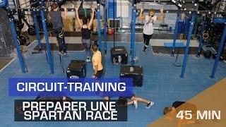 Download Préparer une Spartan Race - Circuit training Video