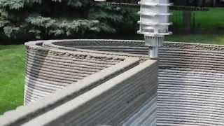 Download 3D Printed Concrete Castle Video