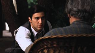 Download Marlon Brando & Al Pacino Best scene from Godfather 1972 1080p Video