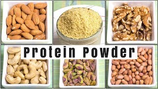 Download Protein Powder | How to Make Protein Powder at Home Video