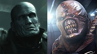 Download Deciphering The Design of Mr. X, And How He Sets Up Nemesis For A Resident Evil 3 Remake Video