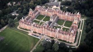 Download Royal Holloway Video