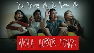 Download How People React to Horror Movies Video