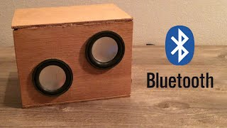 Download bluetooth hoparlör yapımı how to make bluetooth speaker Video