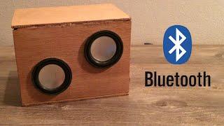 Download bluetooth hoparlör yapımı how to make bluetooth speaker Video