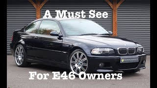 Download What to look for when buying a BMW E46 3 Series 99-04 A detailed Step by Step Purchasing Guide Video