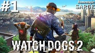 Download Zagrajmy w Watch Dogs 2 [PS4 Pro] odc. 1 - Hakerski talent Marcusa Video