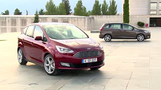Download The New Ford C-MAX Video