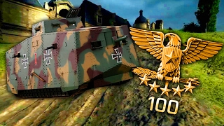 Download TANK TO THE FACE - Battlefield 1 (Max Rank #85) Video