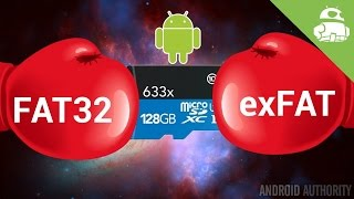 Download High capacity microSD cards and Android - Gary explains Video