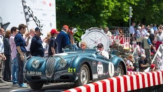 Download Mille Miglia 2014 - Jay Leno's Garage Video