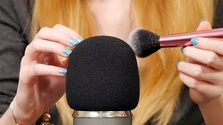 Download ASMR Intense Microphone Brushing, Scratching & Stroking - (No Talking) Binaural 4K Video