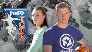 Download EPIC FOOTGOLF with INDI COWIE & ANDREW HENDERSON! | theFC Video