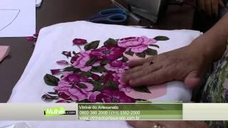 Download Mulher 12/02/2015 Patchaplique e canetinhas decorart por Marcia Caires Parte 1 Video