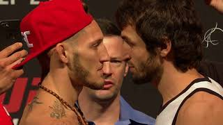 Download Fight Night Rotterdam: Official Weigh-in Video