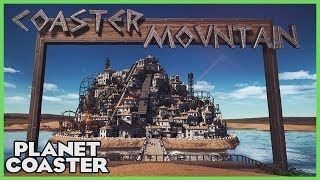 Download COASTER MOUNTAIN! Park Spotlight 76 #PlanetCoaster Video