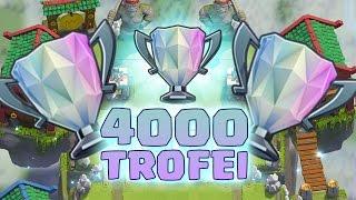 Download SCALATA A 4000 TROFEI (INIZIO) - Clash Royale Video