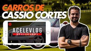 Download 15 CARROS EM 17 ANOS! TODOS CARROS DE CASSIO CORTES | ACELEVLOG #4 | ACELERADOS Video
