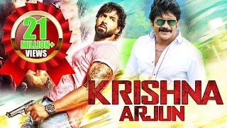 Download Krishna Arjun (2016) HD Full Hindi Movie | Nagarjuna, Manchu Vishnu | Hindi Movies 2016 Full Movie Video