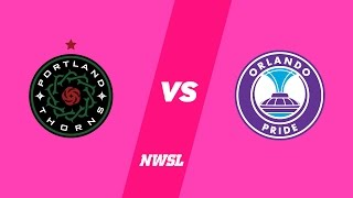 Download Portland Thorns FC vs. Orlando Pride Video