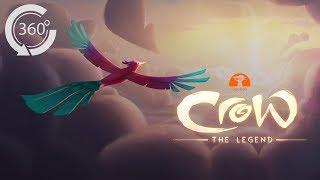 Download Crow: The Legend VR | 360 Animated Movie [HD] | John Legend, Oprah, Liza Koshy Video