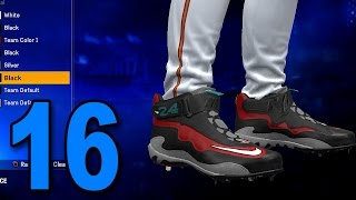 Download MLB 17 Pitch to the Show - Part 16 - CRAZY NEW CLEATS! Video