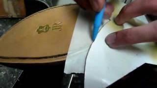 Download Shoe Repair. Leather Half Sole - Rubber Heel Video