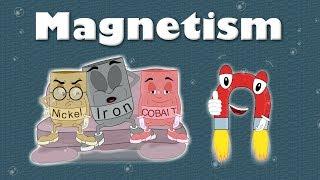 Download Magnetism for Kids | #aumsum #kids #education #science #learn Video