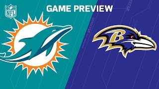 Download Dolphins vs. Ravens (Week 13 Preview) | Move the Sticks | NFL Video