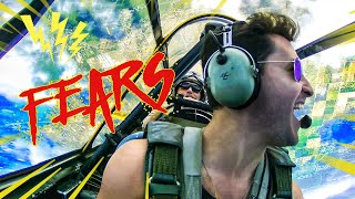 Download Facing My BIGGEST Fears | SCORPIONS, SPIDERS, PLANES + More | Doctor Mike Video