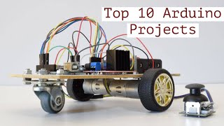 Download Top 10 Arduino Projects 2018 Video