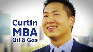 Download Curtin's Oil & Gas MBA: Jay's story Video