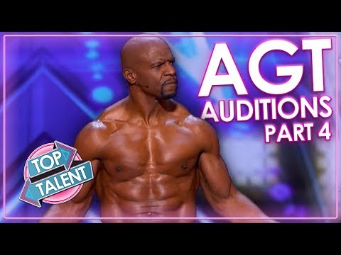 Terry Crews's GOLDEN BUZZER Week | America's Got Talent 2019 | Part 2 | Auditions | Top Talent