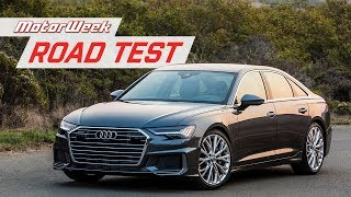 Download The 2019 Audi A6 Balances Luxury and Performance   MotorWeek Road Test Video