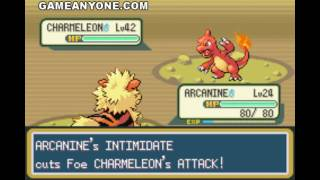 Download Pokemon Fire red walkthrough part 61: Victory Road part 1 Video