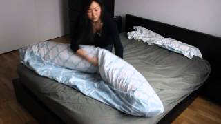 Download This ingenious duvet cover trick will change your life Video