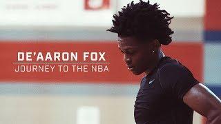 Download De'Aaron Fox | Journey to the NBA Video