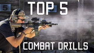Download Top 5 Combat Drills | Special Forces Training | Tactical Rifleman Video