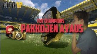 Download FUT CHAMPIONS PAKKOJA | FIFA 17 PAKKOJEN AVAUS Video