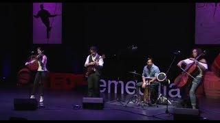 Download Quattrosound | Quattrosound (group) | TEDxTemecula Video