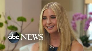 Download Ivanka Trump Defends Father Donald Trump, Says 'He Speaks From the Heart' Video