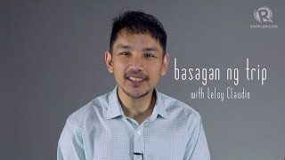 Download Basagan ng Trip with Leloy Claudio: The economics of TRAIN law, inflation and Build, Build, Build Video
