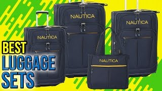 Download 10 Best Luggage Sets 2017 Video