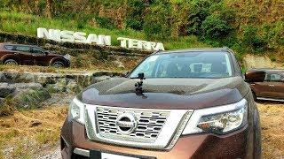 Download Nissan Launches The Terra - New Midsize 4x4 SUV (First Impressions) Video