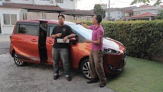 Download Toyota Sienta 2016 – Roda Pusing Review Video